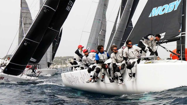 2018 Melges 32 World League - Forio d...