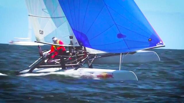 Kiel Week 2017 -  Sailing Highlights - Day 4
