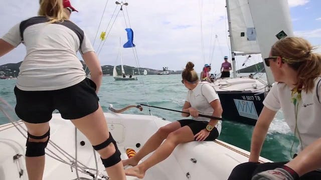 2016 St Thomas WIM Series - Day 2