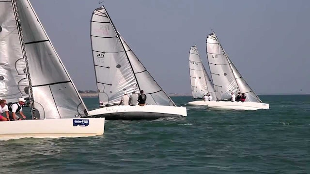 2016 Chichester Harbour Race Week - Day 4