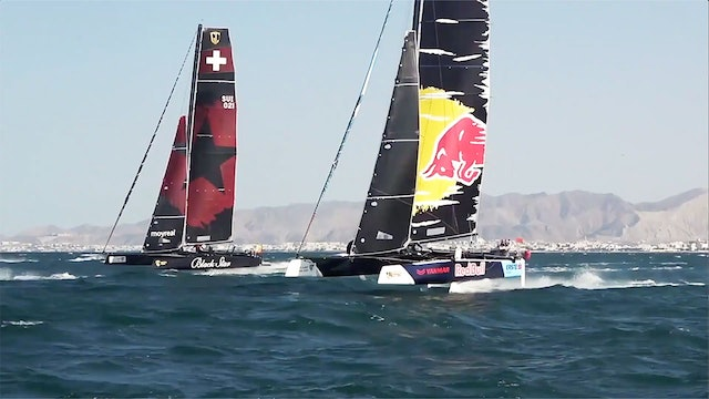 GC32 Oman Cup 2019 - Day Three