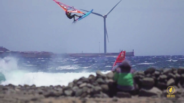 Gran Canaria 2017 Wind & Waves PWA World Cup - Day 2