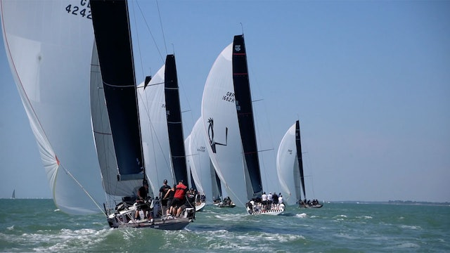 HYS FAST40 National Championship - Day Two