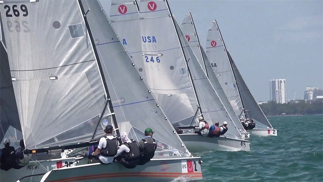 Bacardi Cup Invitational Regatta 2019 - Day 5