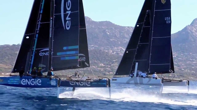 GC32 Racing Tour - Orezza Corsica Cup - Day Two