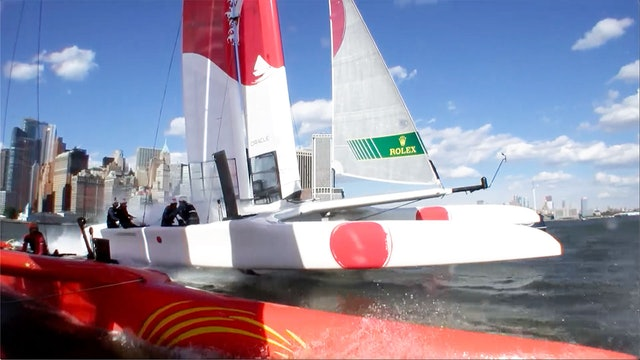 SailGP New York - Day One