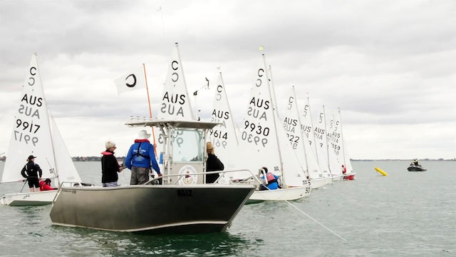 Festival of Sails - Super Sunday - International Cadets