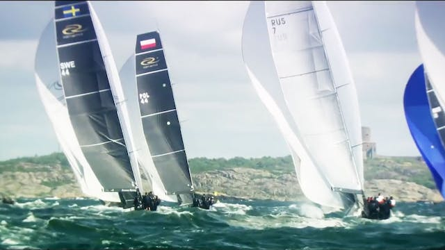 Celebrating Ten Years Of The RC44