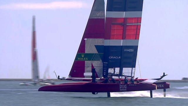 SailGP - Great Britain - Practice Day
