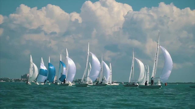 Etchells Florida State Championships 2017 - Day 1
