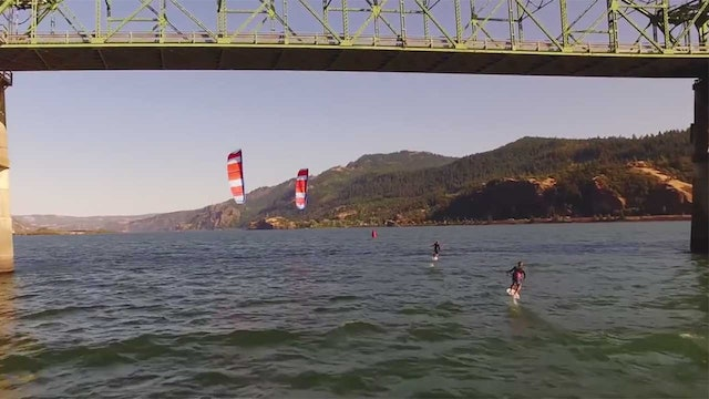 THIS is Kiteboarding - The Gorge