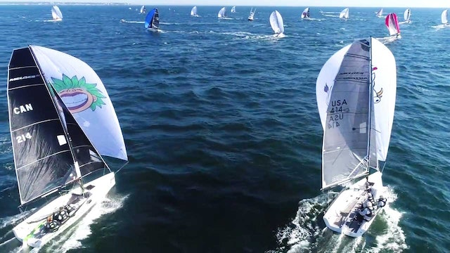 Melges 20 Worlds 2017 - Day Two