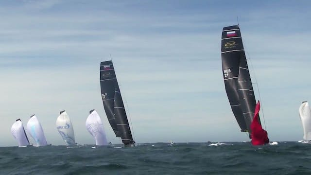 RC44 Cascais Cup 2017 - Final Day