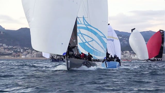 44Cup Palma 2019 - Day Three
