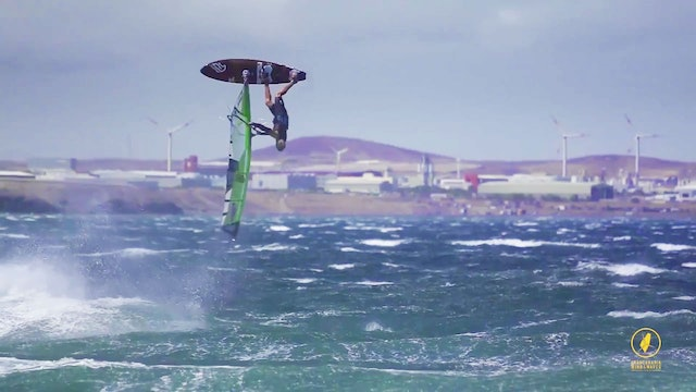 Gran Canaria 2017 Wind & Waves PWA World Cup - Day 1