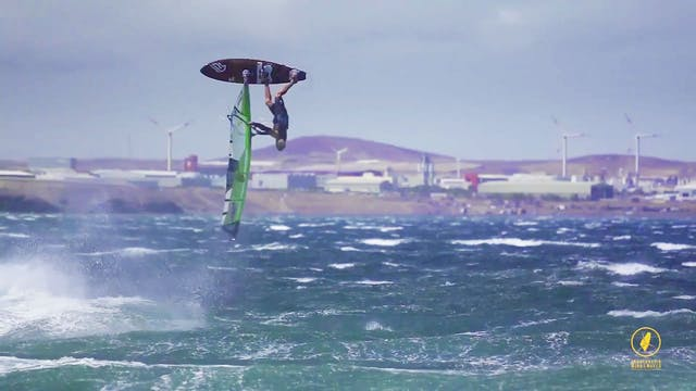 Gran Canaria 2017 Wind & Waves PWA Wo...
