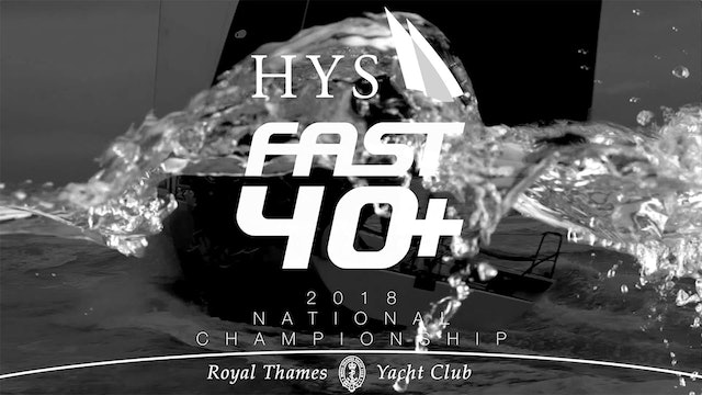 HYS Fast40+ National Championship 2018 - Promo
