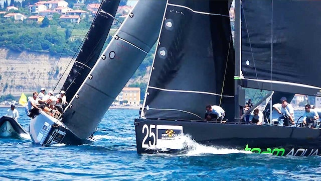 RC44 Portoroz Cup 2018 - Day Three