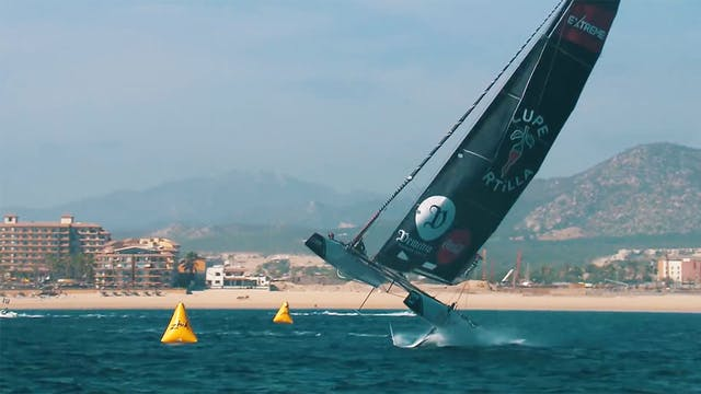 Extreme Sailing Series - Act 8, Los C...