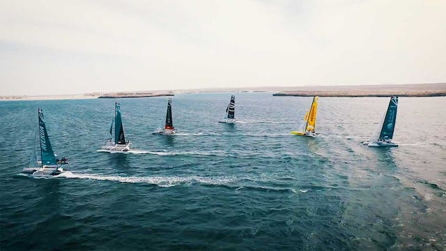 EFG Sailing Arabia - The Tour - Overa...