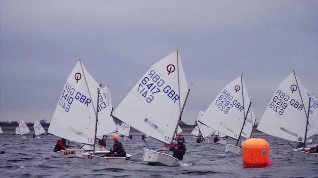 IOCA UK Optimist Winter Championships...