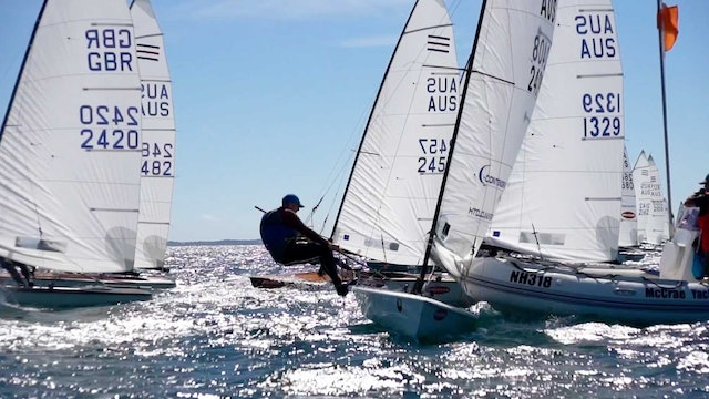 2018 iSail Whitsundays Contender World Champs - Day Three