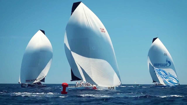 Porto Cervo 52 SUPER SERIES Sailing Week 2017 - Day Two