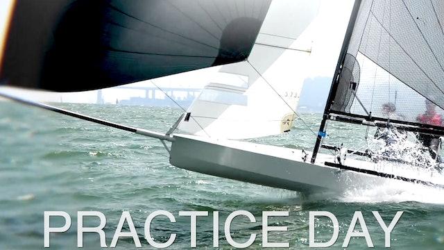 International 14 German Open 2020 - Practice & Measurement Day