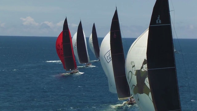 America's Cup Superyacht Regatta - Day Two