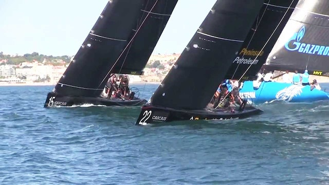 RC44 Cascais Cup 2017 - Day One