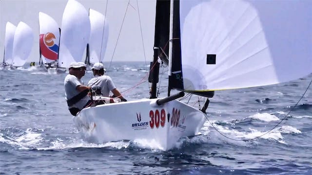 2019 Melges 20 World League - Scarlin...