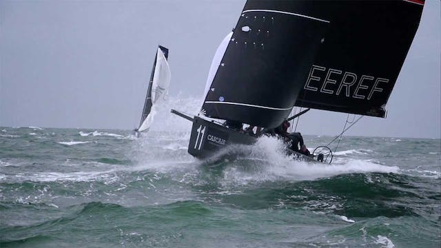 RC44 Cascais Cup 2018 - Day Three