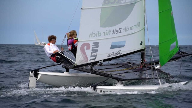 2018 Hobie Multi Europeans - Denmark - Day One
