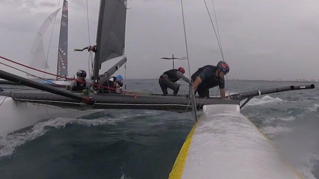 Extreme 2 Team take on the M32 Verve Cup