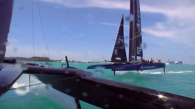 35th America's Cup - 5th June - Chall...