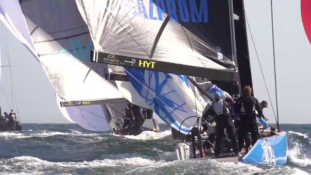 RC44 Cascais Cup 2017 - Day Two