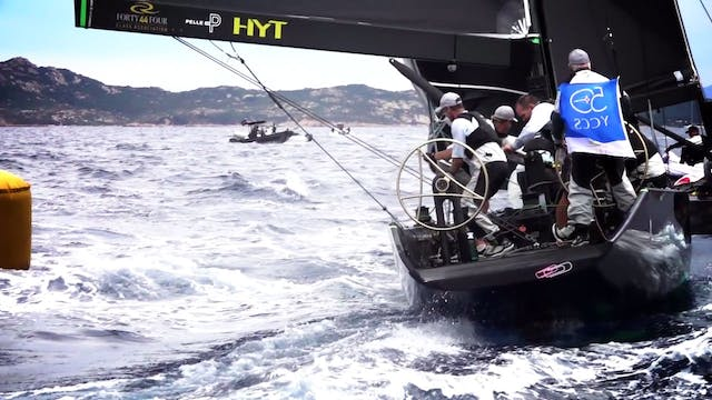 RC44 Porto Cervo Cup - Day Three