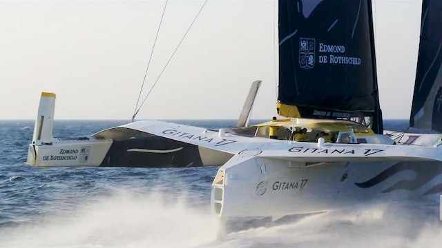 Gitana Team - The Jules Verne Trophy - The Rookies