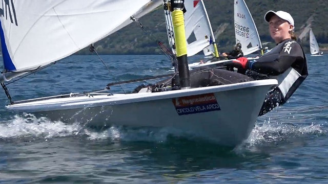 2021 ILCA 6 Laser Radial Youth Worlds - Final Series Day 1