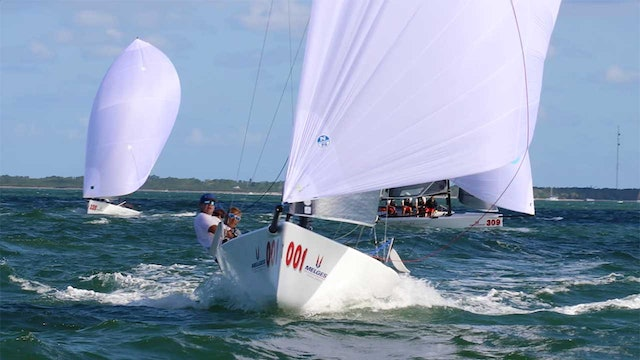 Melges 20 Miami Winter Series - Event 1 - Day Two