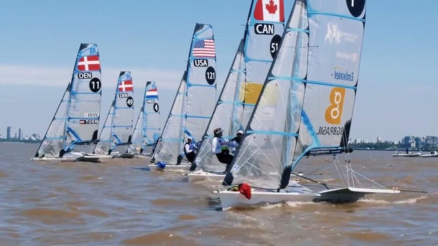 49er & 49erFX 2015 World Champs Daily...
