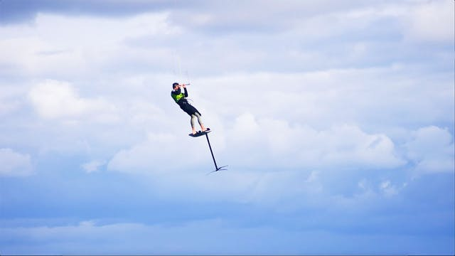 British KiteFoil Championships - Edge...