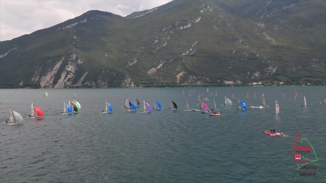 ACO Musto Skiff World Championships 2015 - Day 2