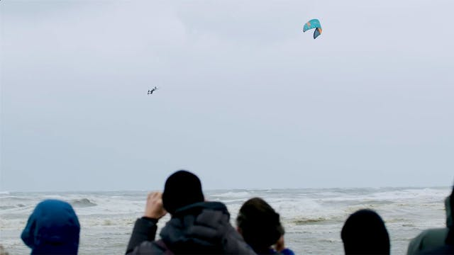 KEVVLOG - The windiest contest I've e...