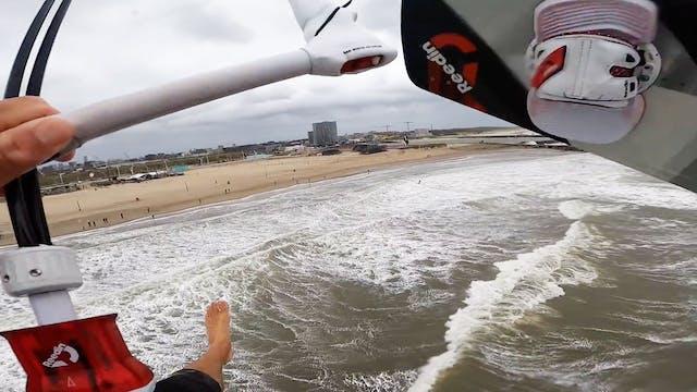 KEVVLOG - Kited Storm Francis