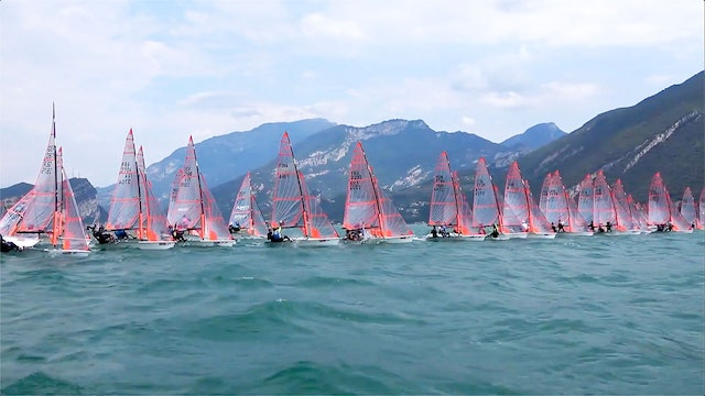 29er Europeans 2019 - Day One