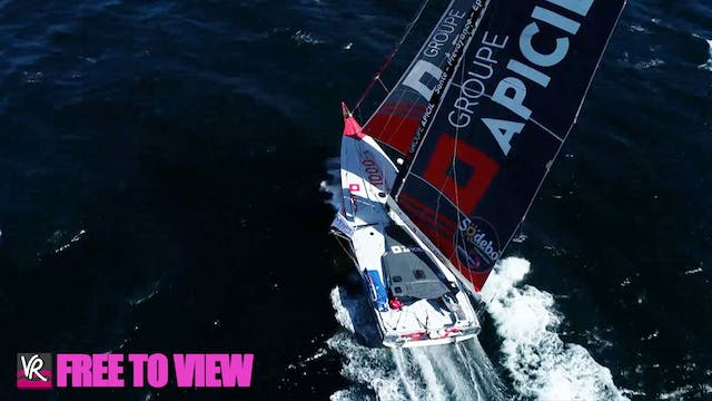 F2V - Vendée Globe 2020 - Day Fifty Two