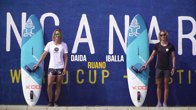 Gran Canaria 2017 PWA World Cup - Moreno Twins Special