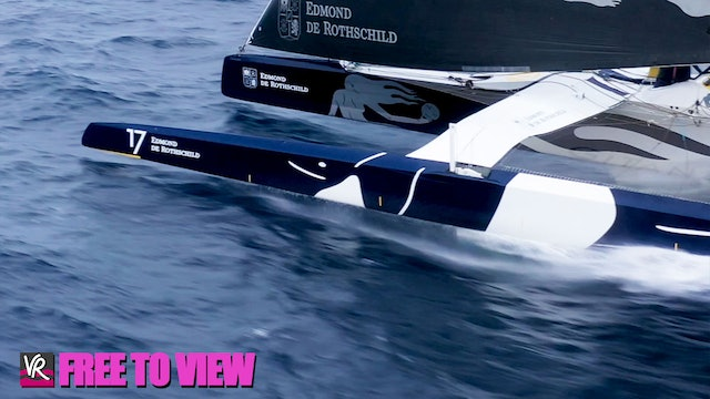 F2V - Gitana Team - The Importance of Aerodynamics