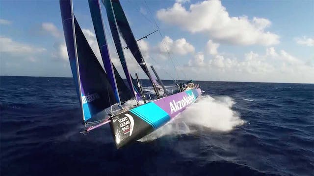 Volvo Ocean Race 2017/8 - Week 6 Wrap Up